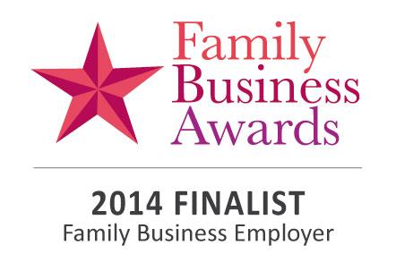 Lestercast Family Business Awards Finalist