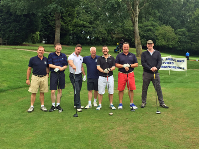 Annual Sales Meeting and Golf Day