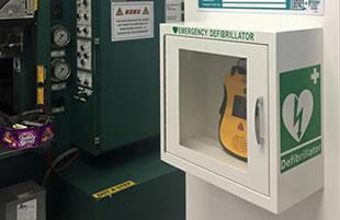 Defibrillator Training Image