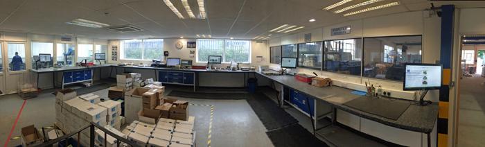 Inspection Department Landscape