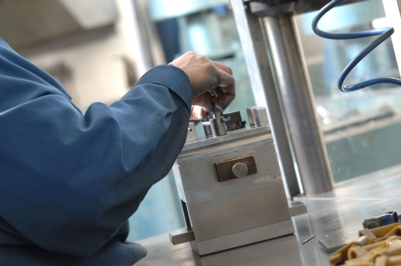 Wax Making - Aluminium die tool