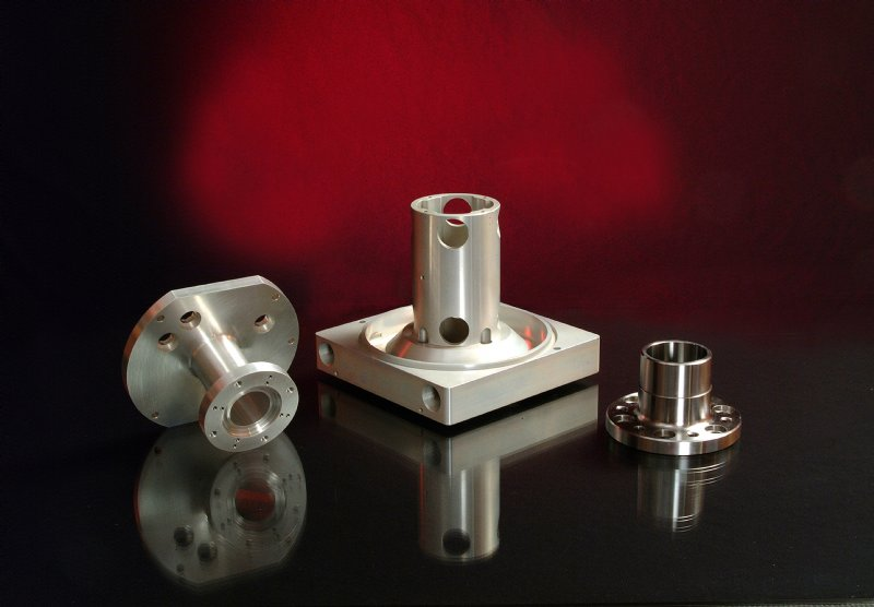 Various machined parts