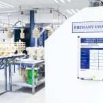 Primary Coating - Shelling room