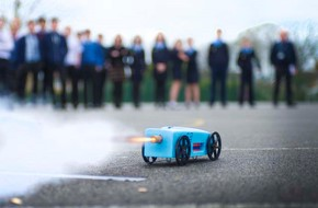 Engineered Rocket Car - engineers of the future